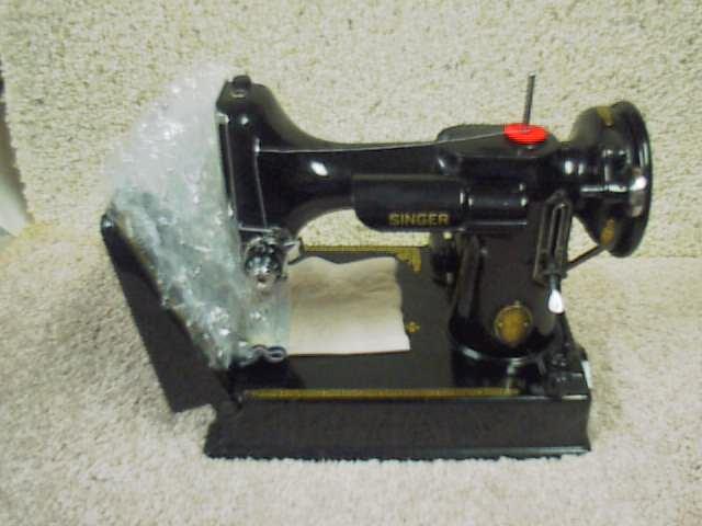 sewing machine repair class