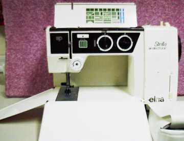 white sewing machine repair class